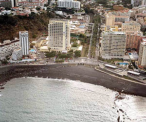 Playa Martianez